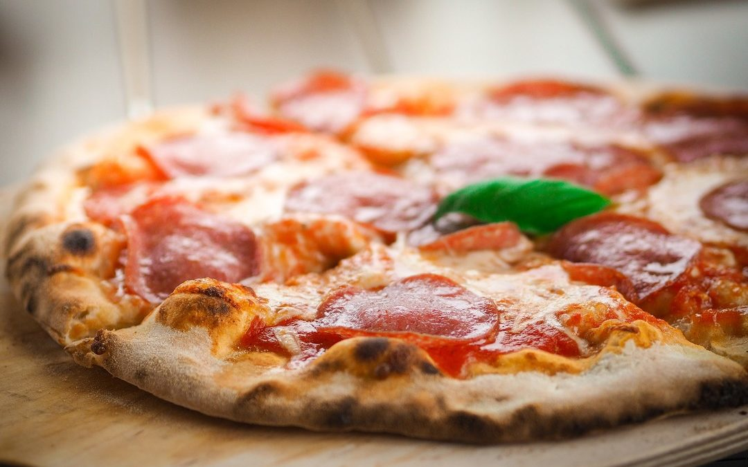 The Food Allergy 'Language' of Pizza